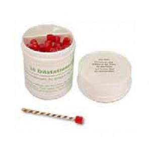 Strukové dilatační vatové tampony