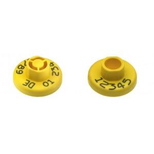Ušní značka RFID NEOFLEX - Button