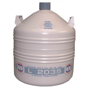 Dusíkový kontejner 35 l