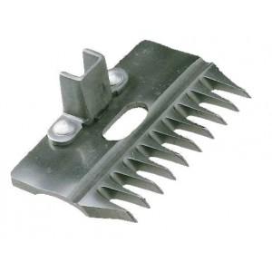 Vrchní nůž ke strojku Elektric 2000 PLUS, 10 zubů - HRUBÝ STŘIH