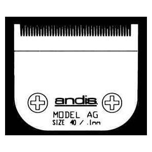 Hlava střihacího strojku ANDIS, vel. 40, výška střihu 0,25 mm
