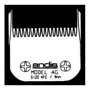 Hlava střihacího strojku ANDIS, vel. 4FC, výška střihu 9,5 mm